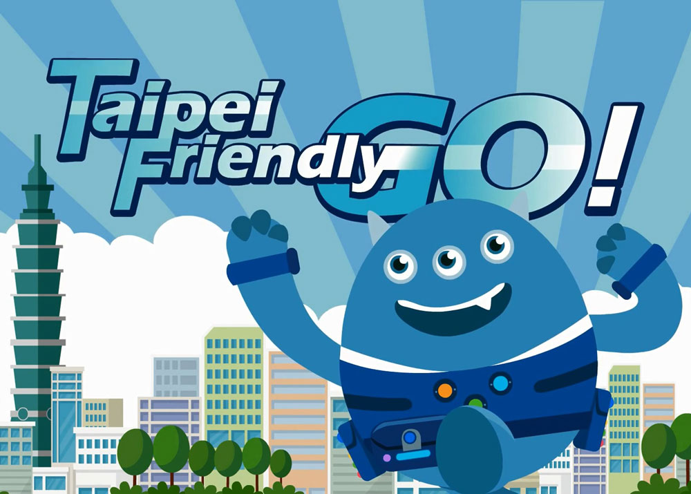 Taipei Friendly GO!