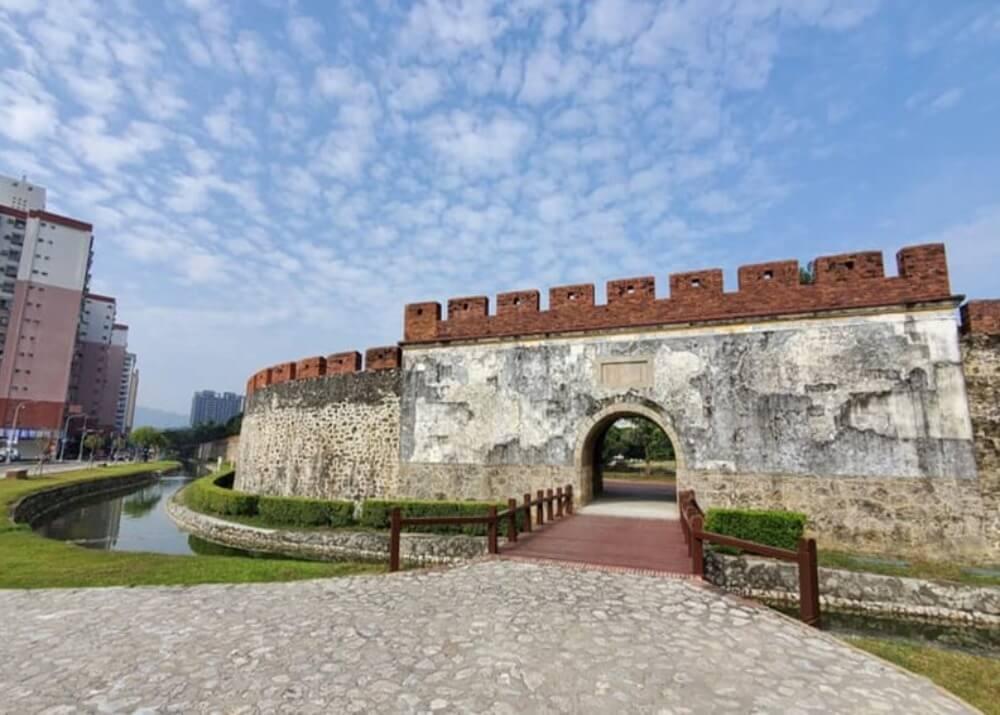 高雄左營舊城 重遊歷史AR場景